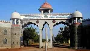 Karnataka Veterinary Animal and Fisheries Sciences University-1631